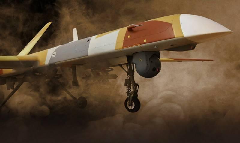 """रक्षा मंत्रालय यूएवी के कैलेंडर पर """"ओरियन"""" सदमे वाले हथियारों के साथ दिखाया गया है"""