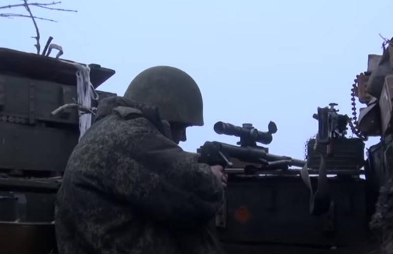 Imprensa polonesa: tudo quieto na frente oriental