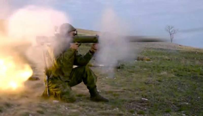 Тяжёлые мысли над тяжёлыми огнеметами