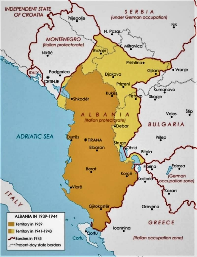 Мы его никогда не забудем. Косовары благодарны «албанскому Сталину»