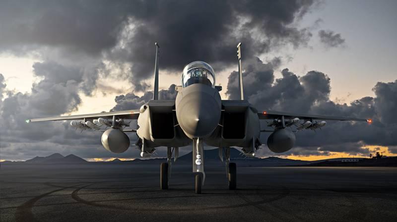F-15QA. Очередной представитель семейства и задел на будущее