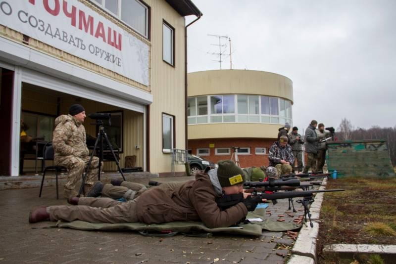Российские комплектующие и натовские калибры. Снайперский комплекс «Уголёк»