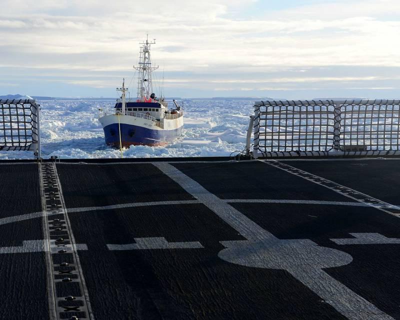 Ледокольный флот США. Темное настоящее и светлое будущее