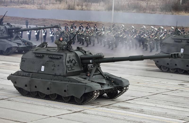 Сравнение армий США и России в 2020 году. Сухопутные войска