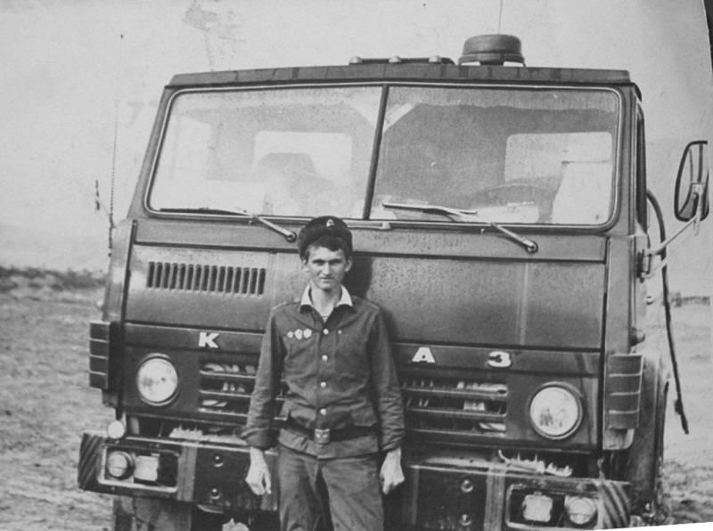 КамАЗ-4310: к эпохе «Мустангов»