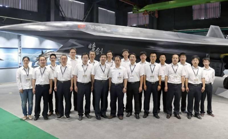 Тяжелые беспилотники Китая. Развитие и перспективы