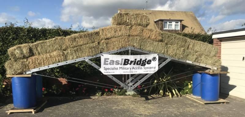 Штурмовые мостики Easibridge – тактическая новинка