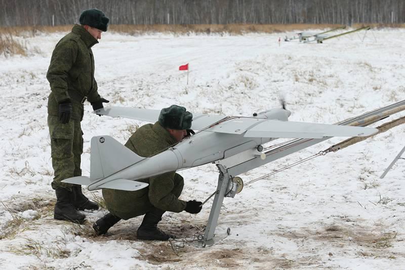 Достижения и перспективы отечественных БПЛА оружие
