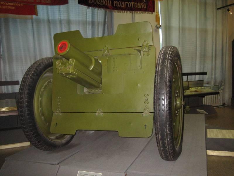 Тема 5044: разработка советских 45-мм и 76-мм подкалиберных снарядов в 1941 году