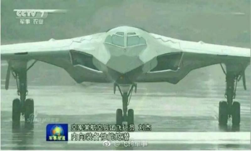 От новостей до опасений. Каким будет бомбардировщик Xian H-20?