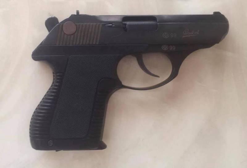 Шедевры рекламы: объявление о продаже пистолета ПСМ