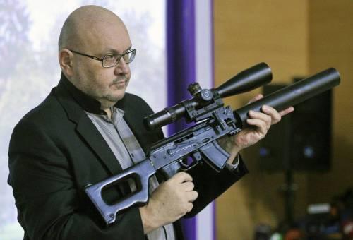 """keskin nişancı tüfeği """"Hopak"""""""