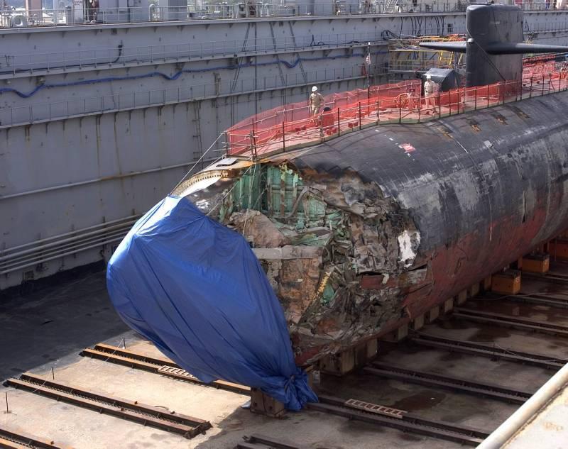 Гибель и спасение. Программа безопасности подводных лодок SUBSAFE (США)