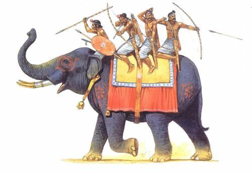 Hint savaş fili