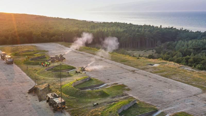 ЗРПК PSR-A Pilica для польской армии