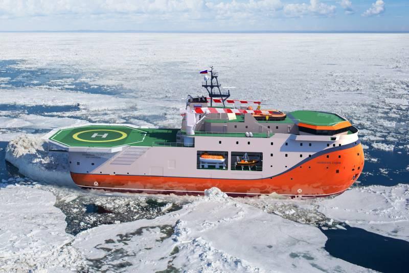 Новые возможности для науки. Ледостойкая самодвижущаяся платформа «Северный полюс»