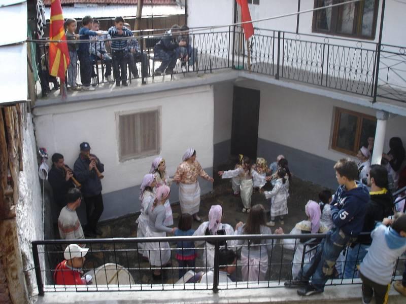 Македония. Территория раздора