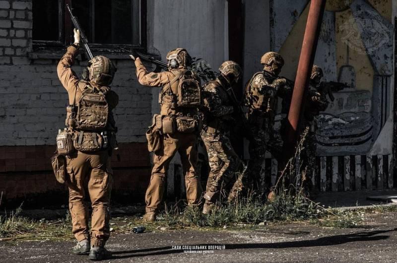 Силы спецопераций Украины. Результаты первых лет