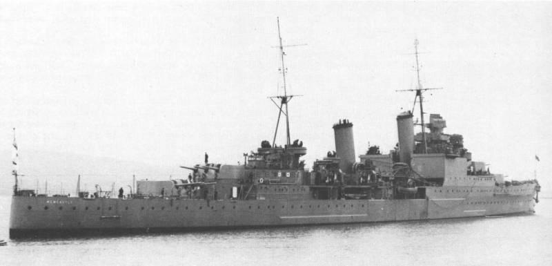 Боевые корабли. Крейсера. Лукавые британские джентльмены
