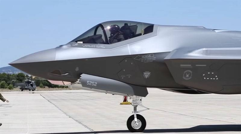 Pentagon: Decision to increase production of F-35 fighters postponed indefinitely
