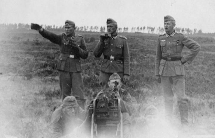Использование трофейных немецких пулемётов в СССР