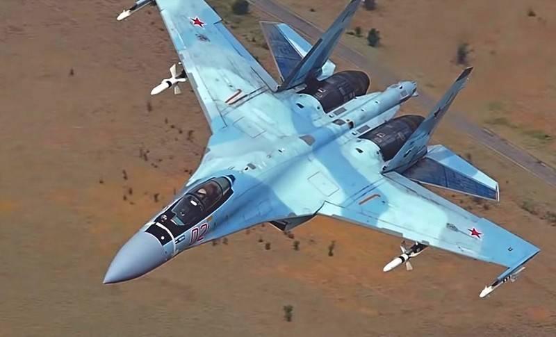 美国媒体:Su-35是俄罗斯主要的空中优势战斗机