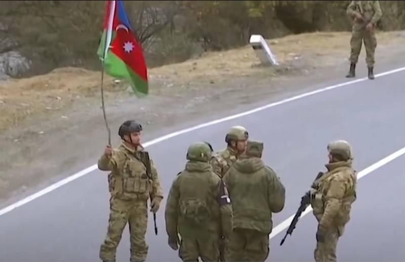 Азербайджан предъявил права на половину села в Сюнитской области Армении