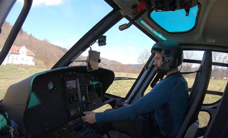 «Они в 4-5 экономичнее Ми-8»: На Украине назвали причину покупки новой партии вертолётов Airbus Н125 для пограничников