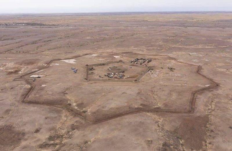 «Meilleur fort pour la défense»: l'utilisation militaire française des structures du XVIIe siècle au Mali
