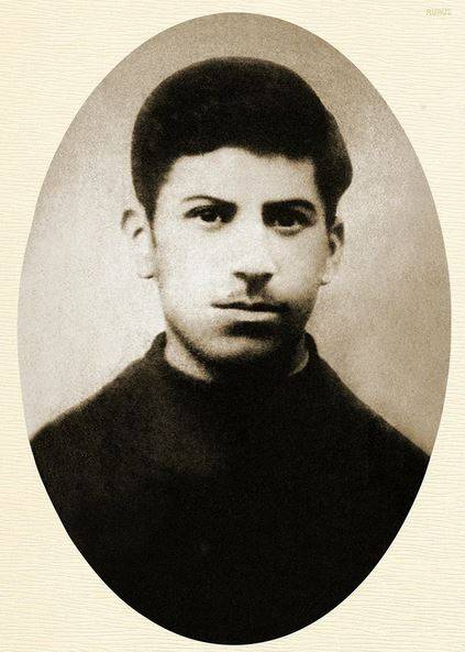 Little-known pages of Stalin's childhood and youth