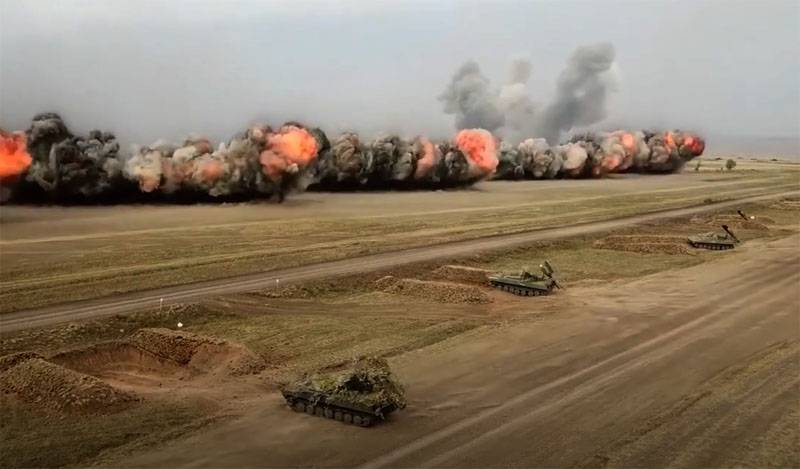 "Ukrainian Observer: During the Zapad-2021 exercise, Russia will work out a ""modern blitzkrieg"" near the borders of Ukraine and NATO"