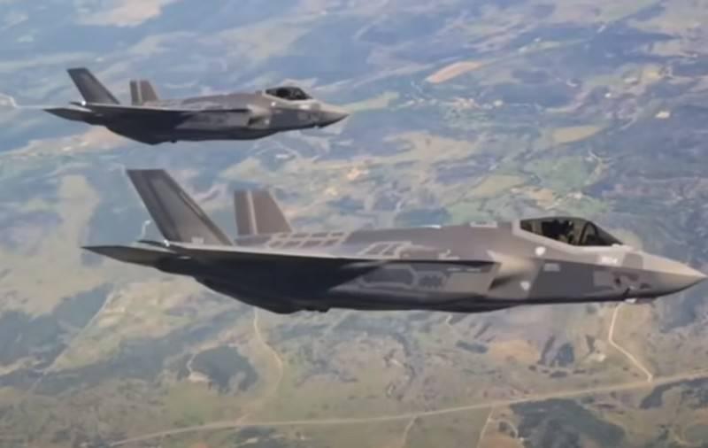 以色列正在考虑购买第三支F-35战斗机