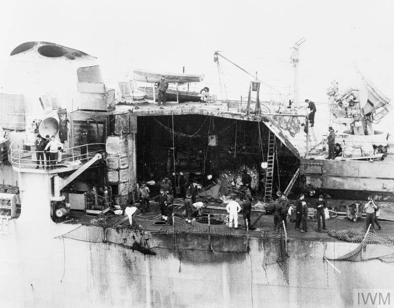 Фолкленды-82. Радиоэлектронная борьба