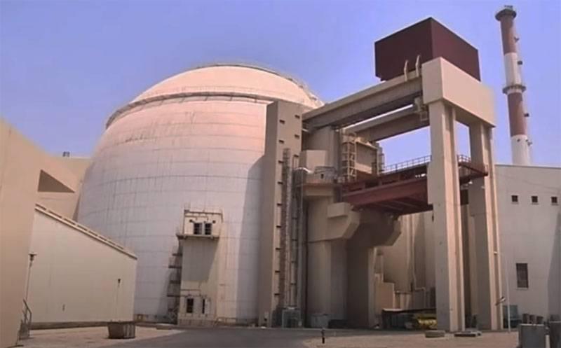 在以色列:拜登新政府已经表明愿意与伊朗重新达成核协议