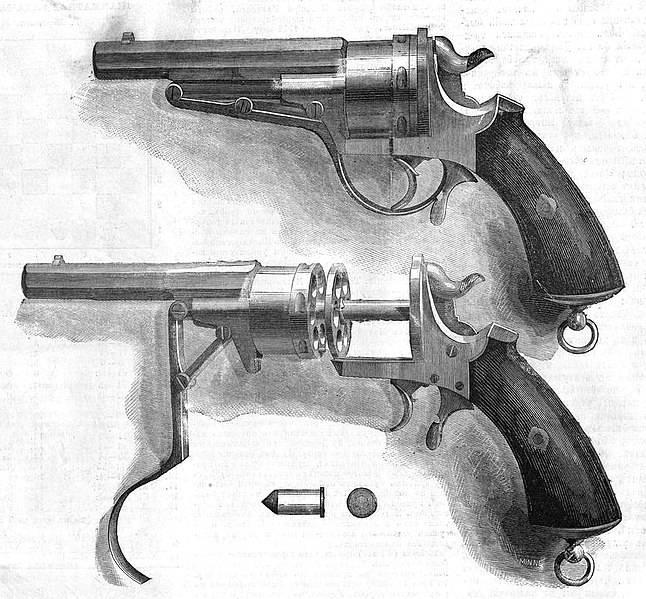 Галан: человек и револьвер