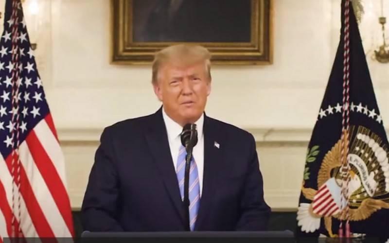 Pence gibt 25. Änderung zu Trump zu