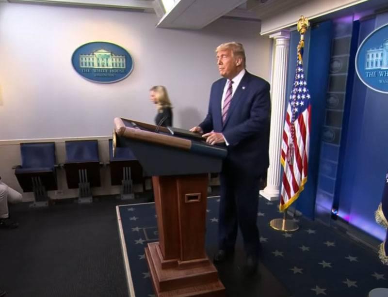 """""""Trump 2024'te ABD Başkanı adayı olmayacak"""": ABD basını nedenleri açıkladı"""