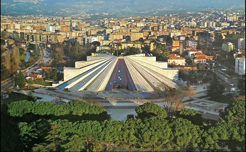 Албания после смерти Энвера Ходжи