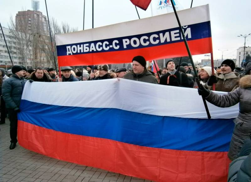 "Ideology on an empty stomach: will the doctrine of ""Russian Donbass"" save the unrecognized republics?"