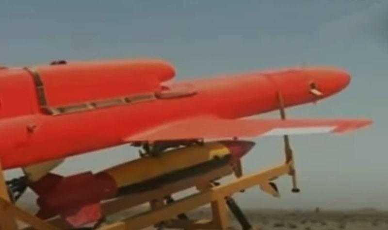 在伊朗,Karrar无人机作为拦截机进行了测试