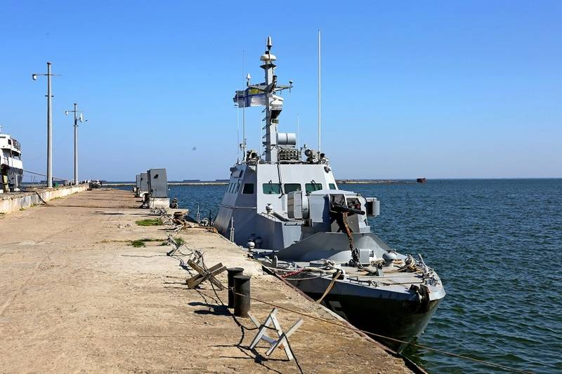 Ukraine hopes for US assistance in the construction of military facilities in Berdyansk, Mariupol and Skadovsk