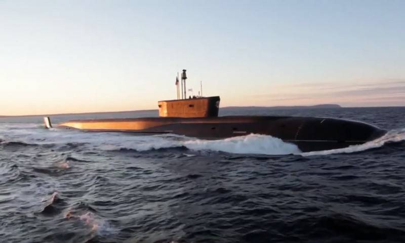 General Director of Sevmash named two new missile submarines of the Borey-A project