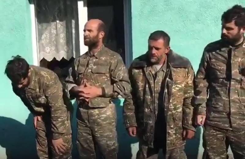 Les autorités du Karabakh ont accusé Bakou d'avoir dissimulé des données sur des militaires arméniens capturés