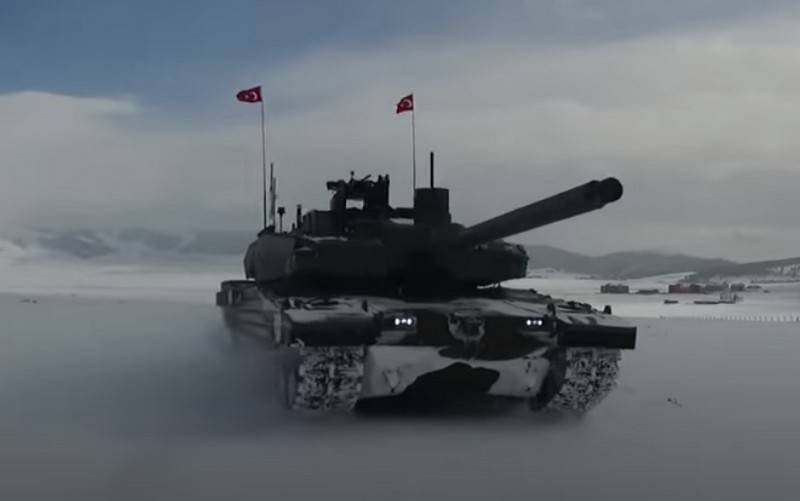 Turkey will equip the Altay MBT with its own engine