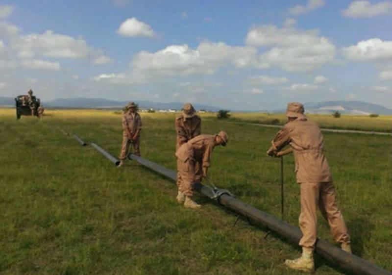 La journée des troupes pipelinières est célébrée en Russie