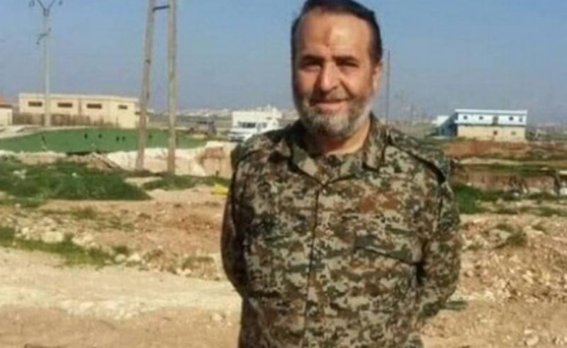 Высокопоставленного офицера иранского КСИР ликвидировали на территории Сирии