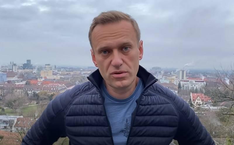СК не нашёл оснований для проверки сотрудников ФСБ по инциденту с Навальным