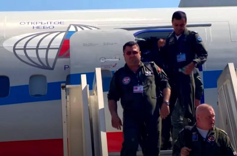 """Russland wird vom """"Open Skies"""" -Vertrag zurücktreten"""