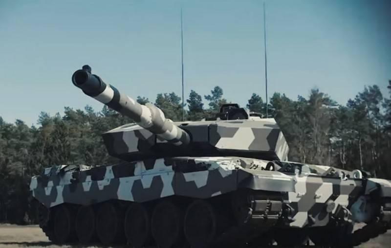 Grã-Bretanha adere ao programa de tanques MGCS alemão-francês