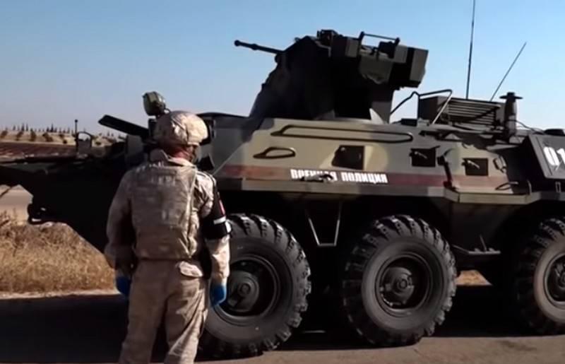 Rússia amplia postos adicionais na província fronteiriça da Síria com a Turquia
